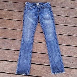 True religion jeans sz 26